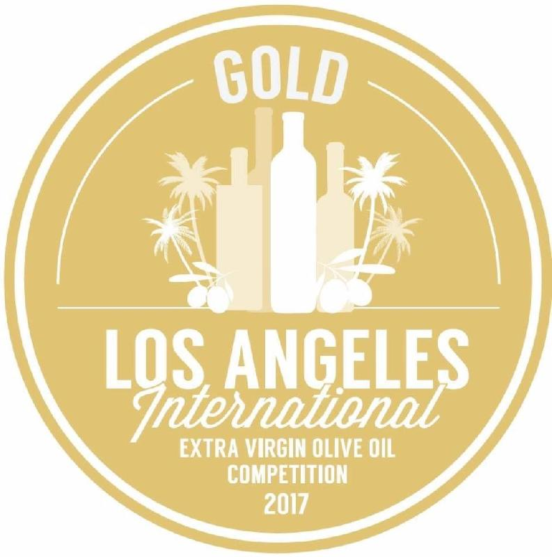 Gold medal Los angeles 2017